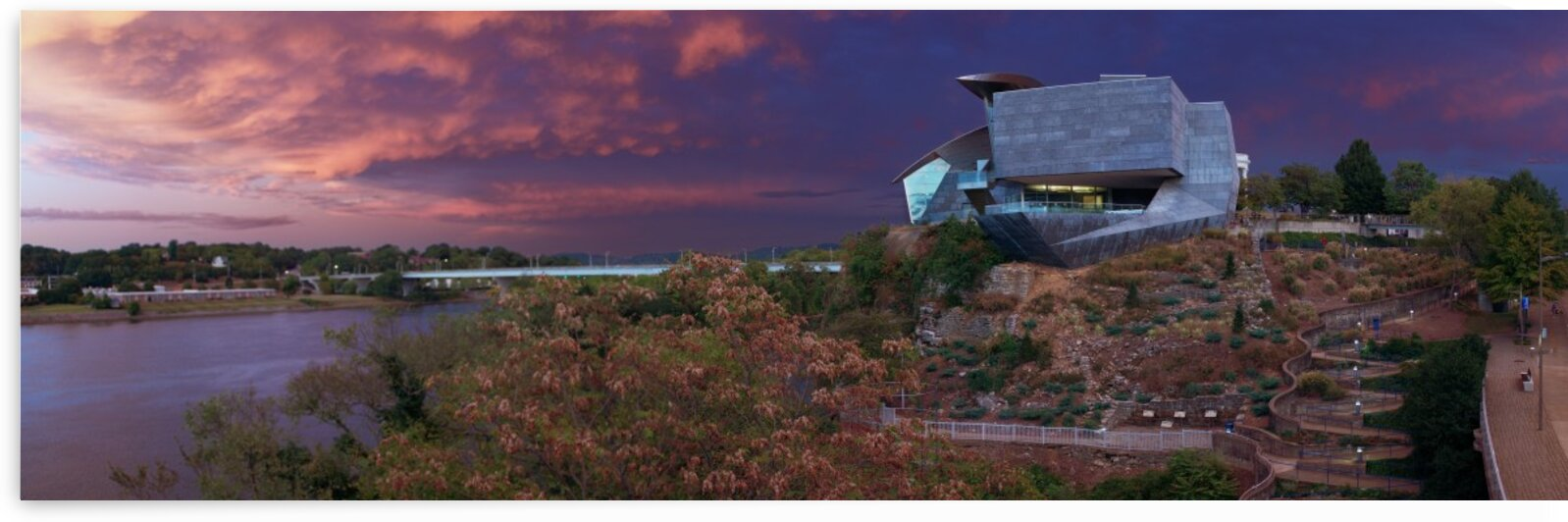 Sunrise Panorama 2 by SimplyNoogaPics