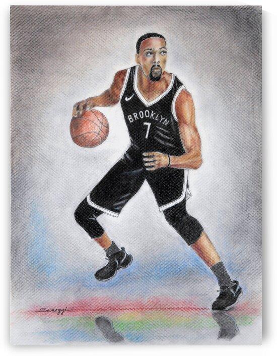 Kevin Durant by Jayne Somogy