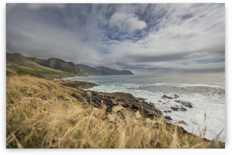 Kaena Point by Ramon Brockington