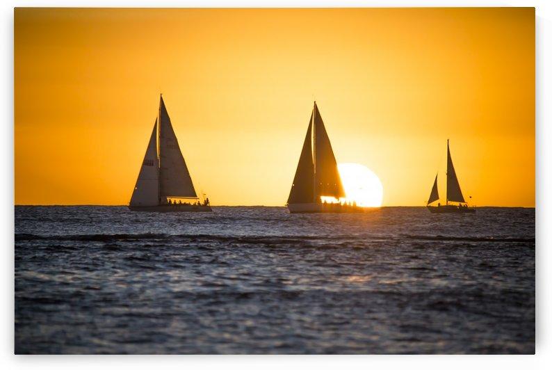 Chase the Sun v2 by Ramon Brockington