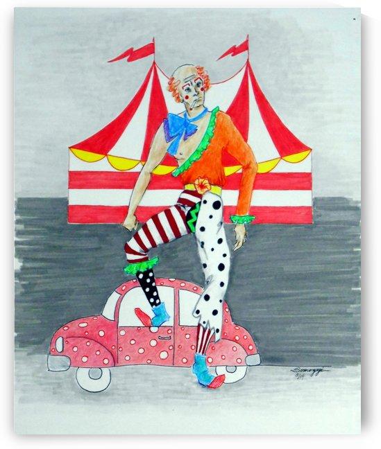 Clown School Dropout by Jayne Somogy