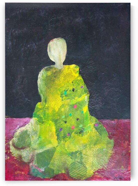 Strong woman by Iulia Paun ART Gallery