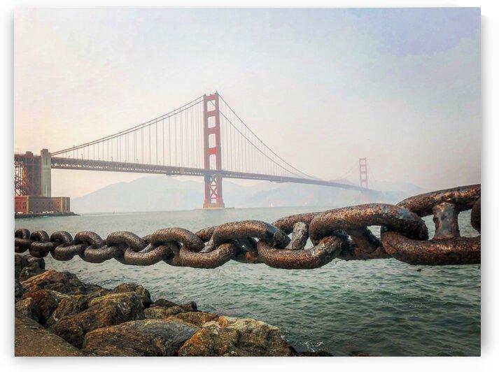 Golden Gate Bridge by Roger Smith Jr