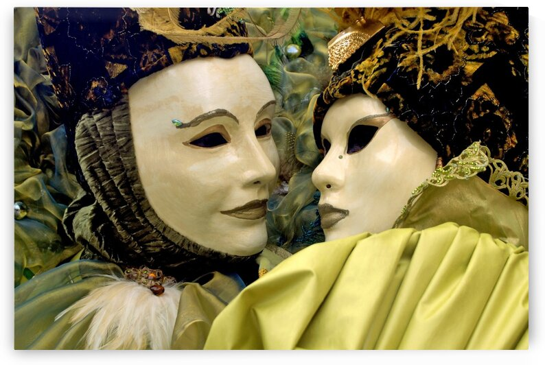 Love in Venetian by Henry Pontual