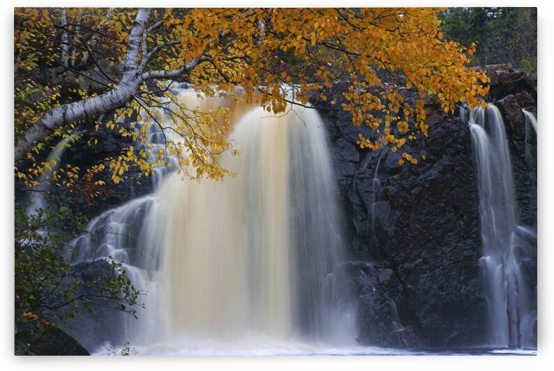hidden falls by David J Tilley