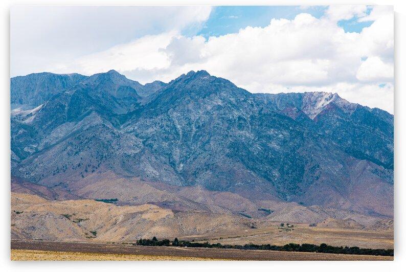 Sierra Nevadas by Christian Stark Photography