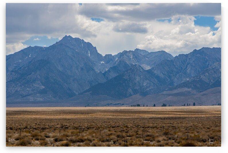 Sierra Nevadas No.2 by Christian Stark Photography