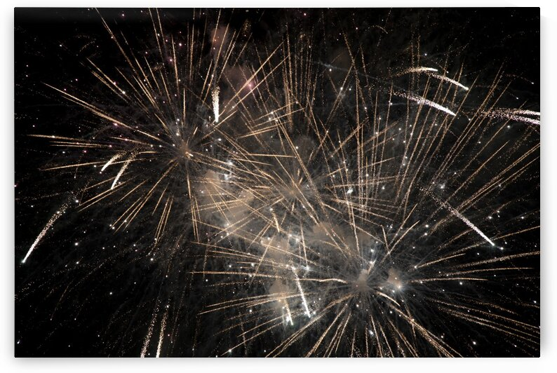 Fireworks No.2 by Christian Stark Photography
