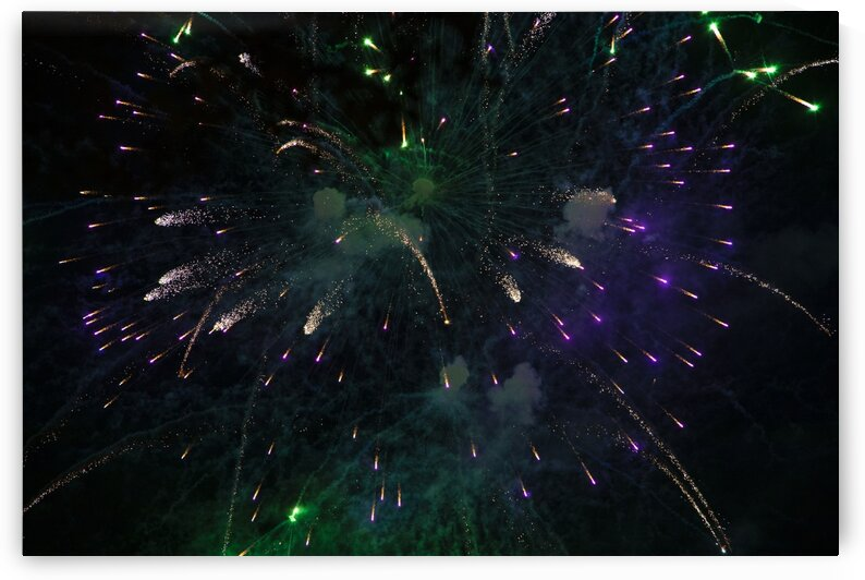 Fireworks No.1 by Christian Stark Photography