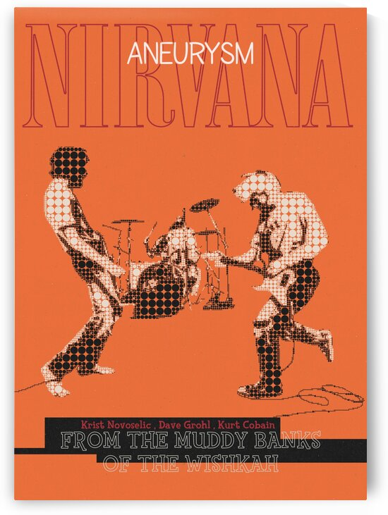 Aneurysm - Nirvana by Gunawan Rb