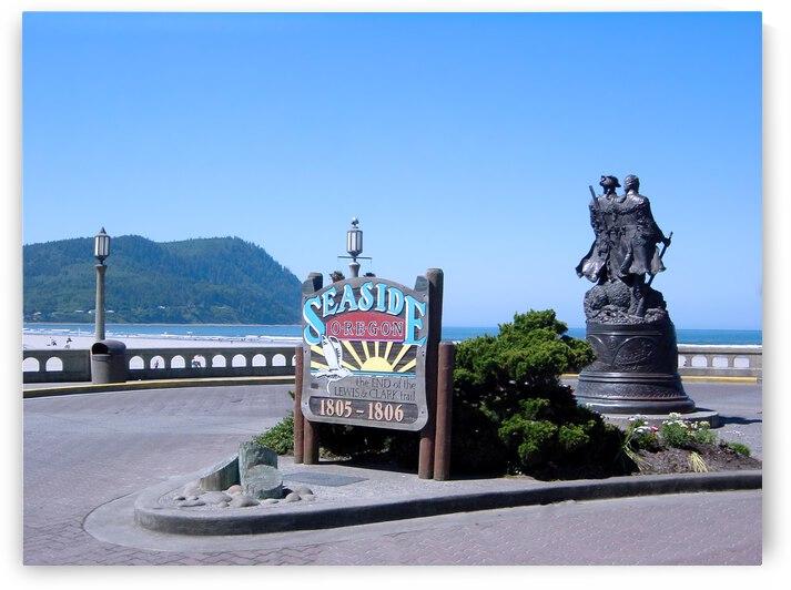 Seaside Oregon   Snapshot in Time by 360 Studios