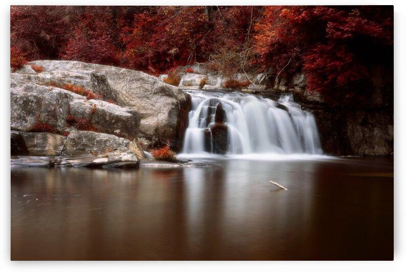 Upper Linville Falls by Mark Daniels