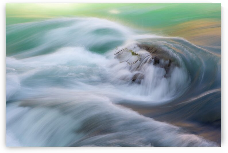River Rock II by Mark Daniels