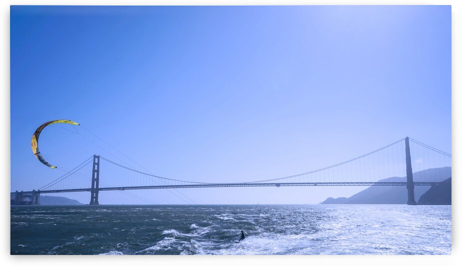 Wind Surf the Bay @ San Francisco by 1North