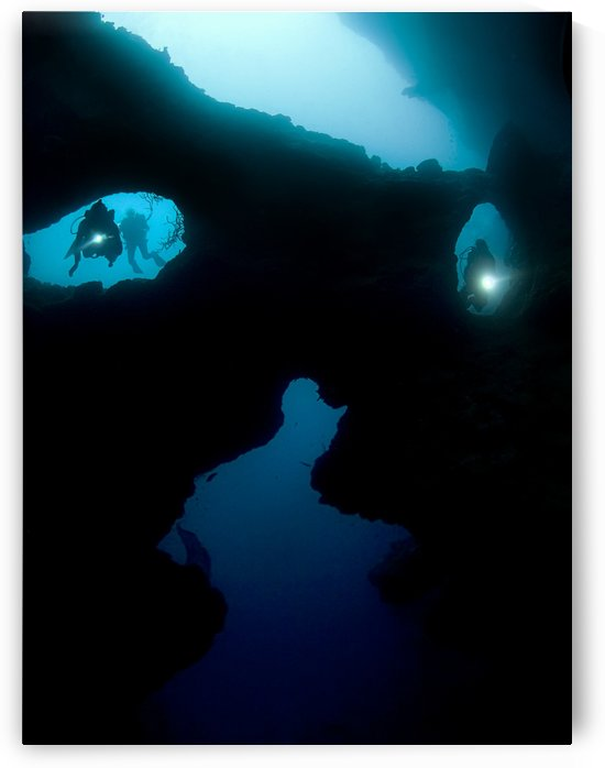 Cathedral at Pescador Island by 1x