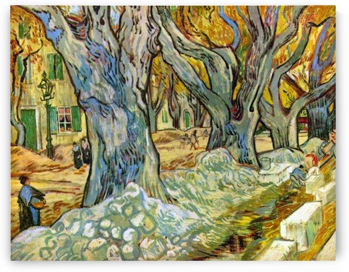 Roadman by Van Gogh by Van Gogh