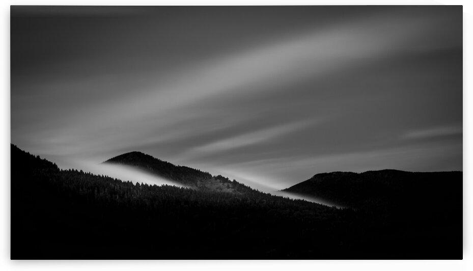 Mt Mitchell View by Mark Daniels
