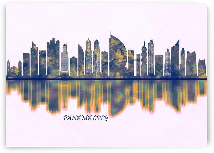 Panama City Skyline by Towseef Dar