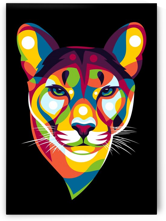 The Wild Cat by wpaprint