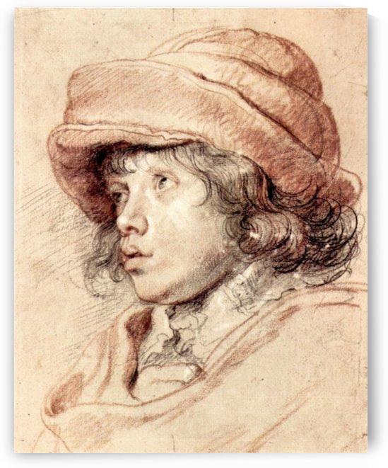 Rubens Son Nicholas -1- by Rubens by Rubens