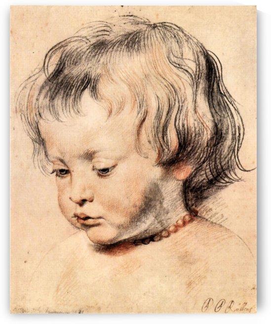 Rubens Son Nicholas -2- by Rubens by Rubens