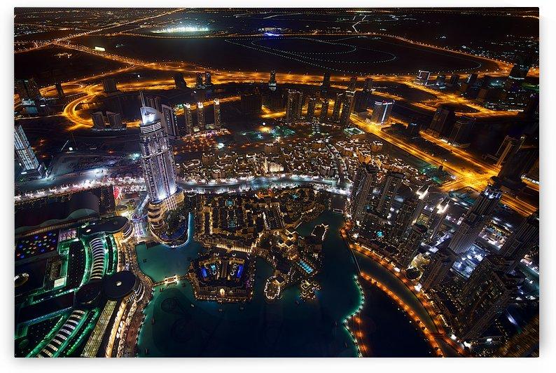 Dubai by Rui Caria  by 1x