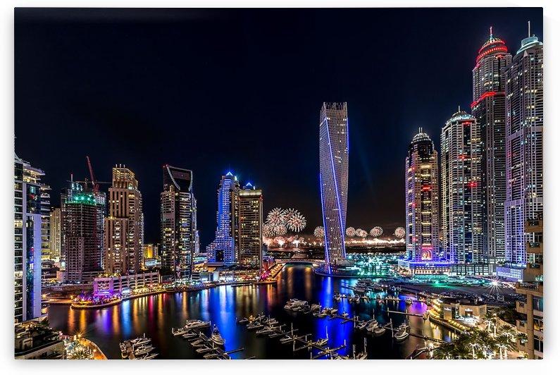 Happy New Year Dubai by 1x