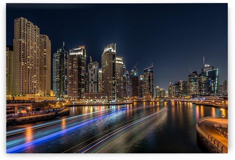 Dubai Marina by 1x