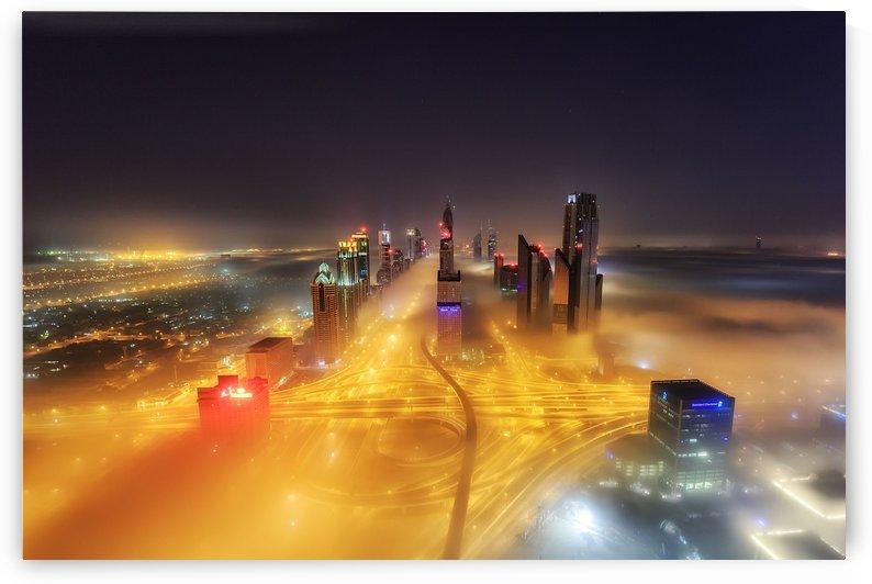 Fog Invasion by 1x