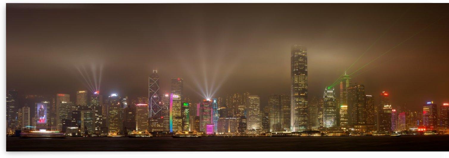 Hong Kong Island by Daniel Murphy  by 1x