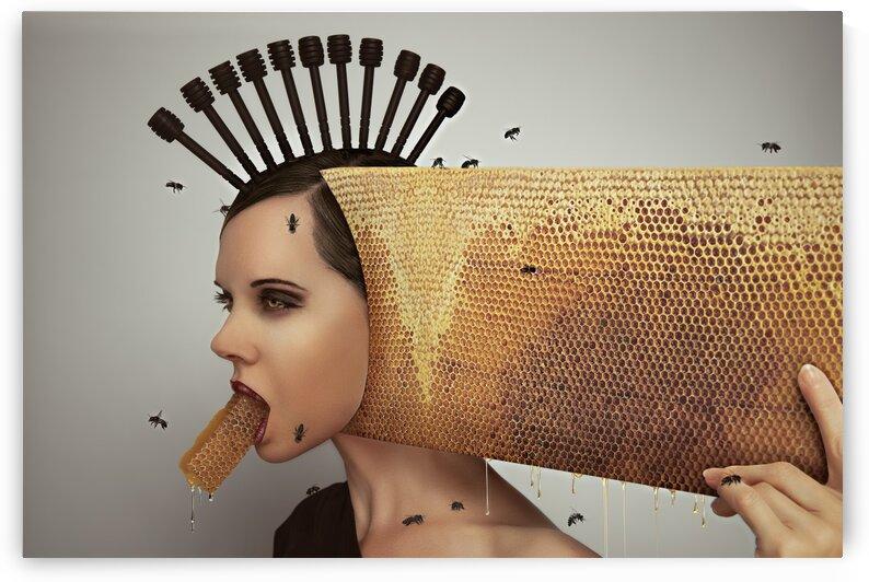 Beekeeping 2073 by Artmood Visualz