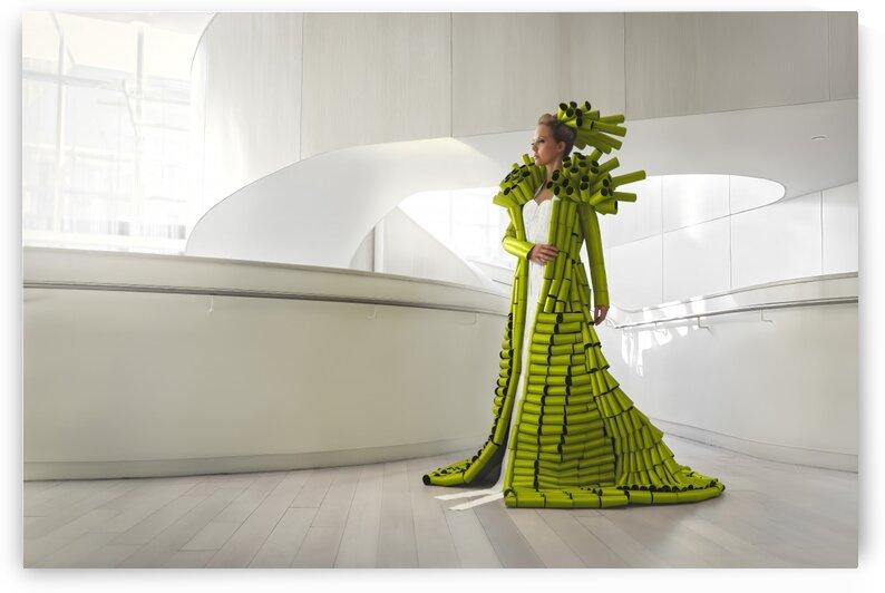 Green Era I by Artmood Visualz
