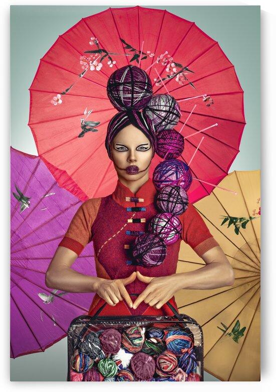 Knit II by Artmood Visualz