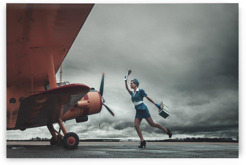 Time Flies by Artmood Visualz