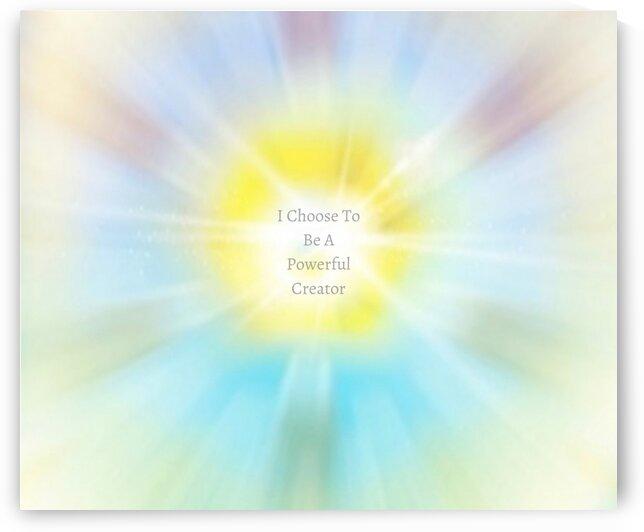 Powerful Creator by Jenn Rosner