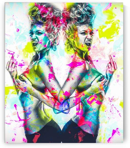 F_ck by FANNY artiste peintre