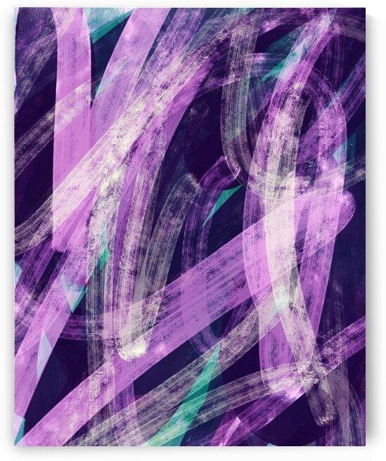 Purple hills by mariarosa
