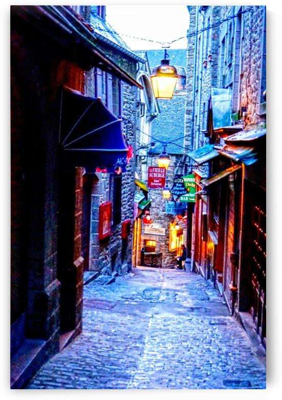 A Day at Mont Saint Michel 2 of 12 by 24