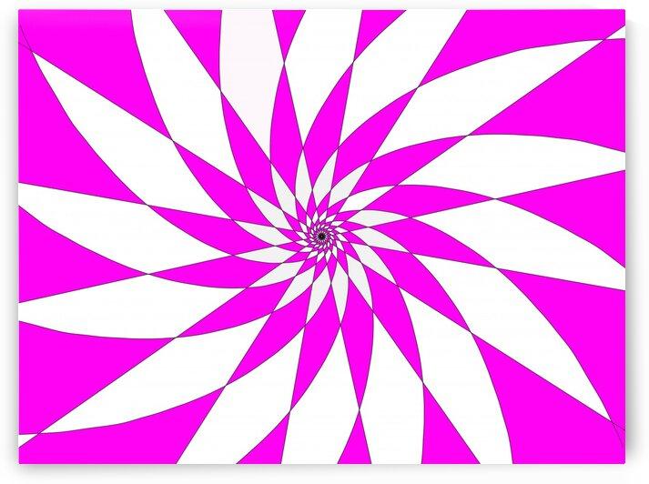 Geometric Abstrait  by Johnnyphotofreak