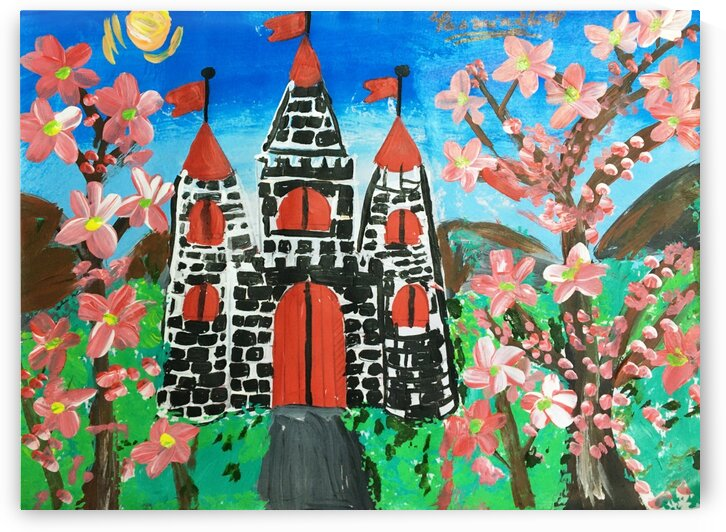 HipixelScottish Castle by Yasmin MUhammad Elias