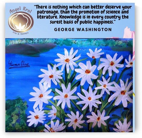 GW Daisiesflower by Yasmin MUhammad Elias