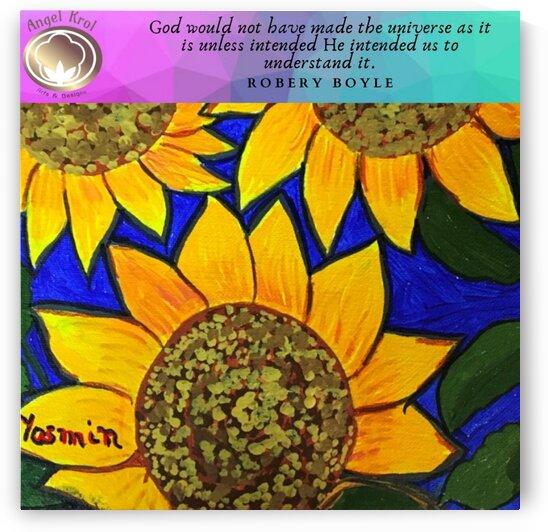 Sunflower RB by Yasmin MUhammad Elias