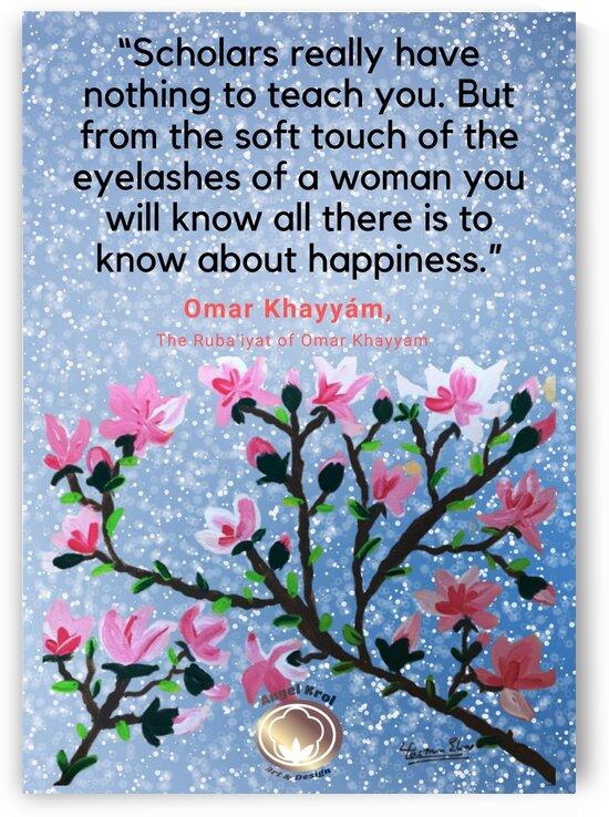 magnoliapainit quote by Yasmin MUhammad Elias