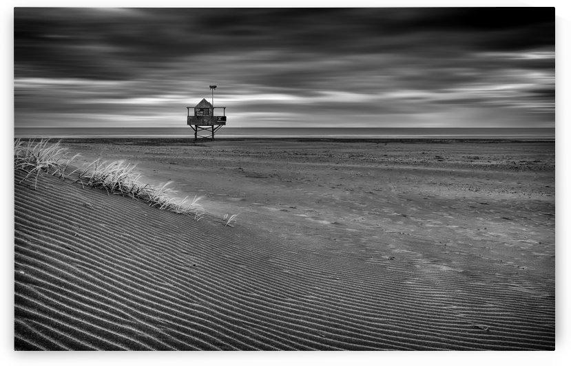 The Beach Hut by Peter Elgar  by 1x