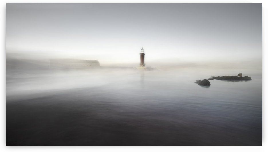 The Lighthouse of Nowhere by 1x