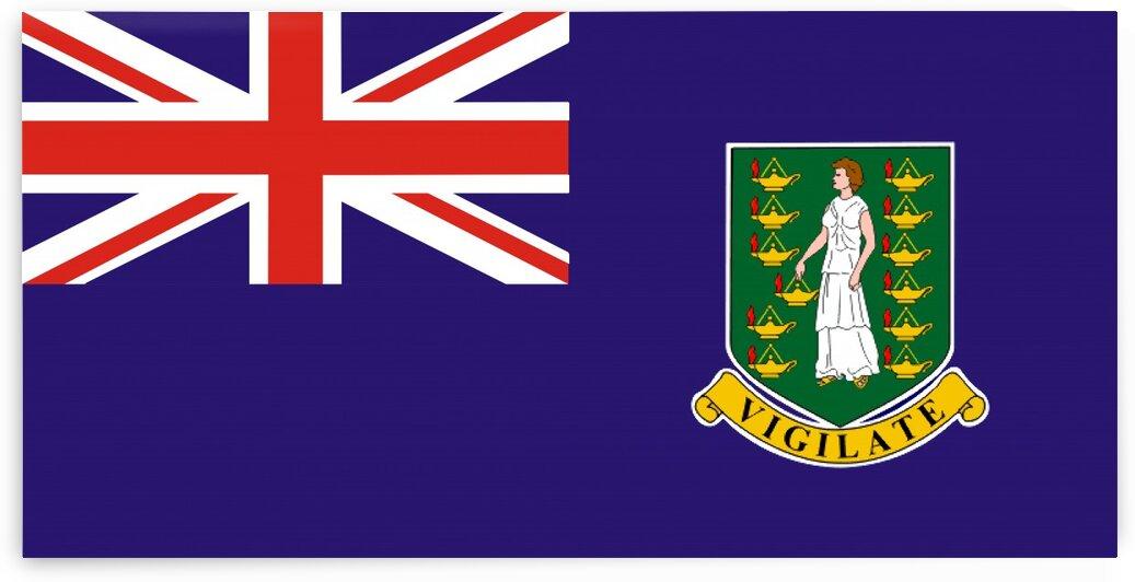 British Virgin Islands by Tony Tudor