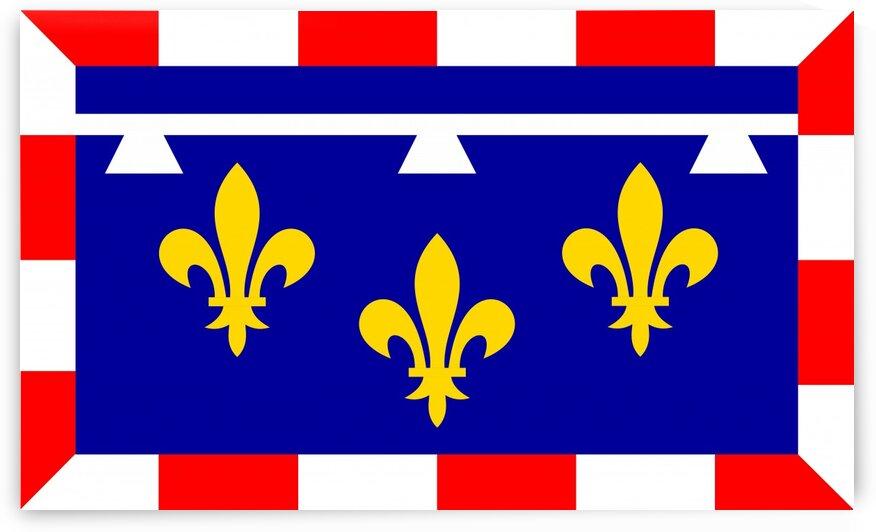 Centre  flag by Tony Tudor