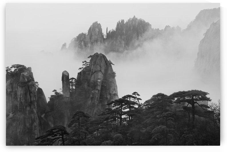 Huangshan by Yan Zhang  by 1x