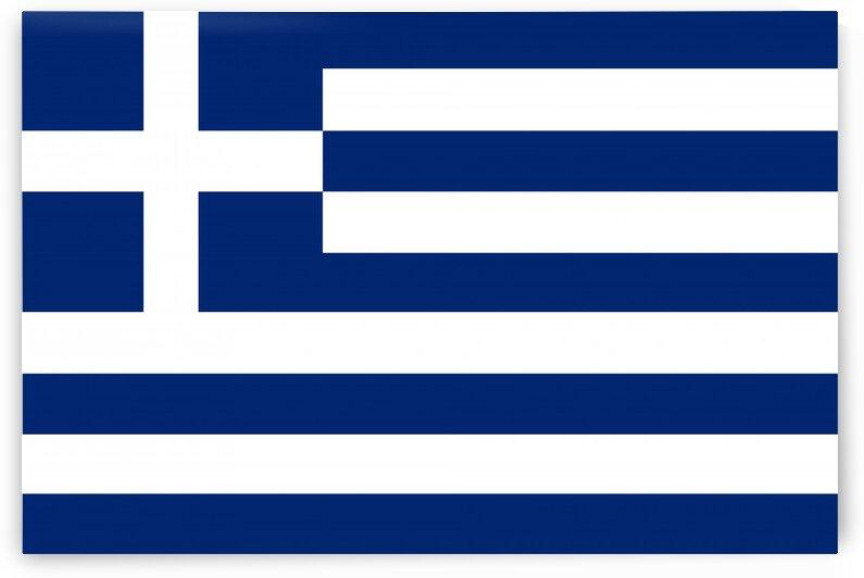 Greece by Tony Tudor