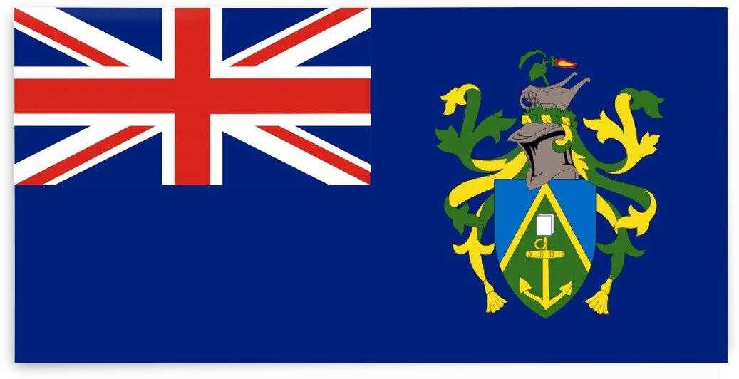Pitcairn Islands by Tony Tudor